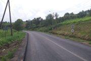 Au fost finalizate lucrările de asfaltare pe drumul județean Fizeșu Gherlii – Sântioana – Ţaga