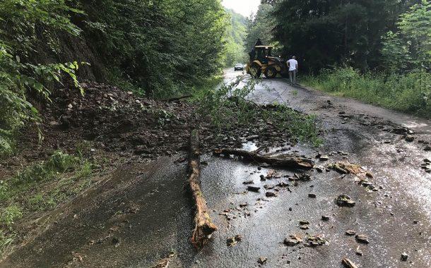 Fonduri pentru înlăturarea efectelor calamităților naturale care au afectat drumurile județene