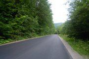 Drumul județean Băișoara – Muntele Băișorii, complet asfaltat