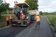 Pe 21 de drumuri județene se desfășoară lucrări de întreținere sau modernizare