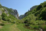 Rezervația Naturală Cheile Turzii, unul dintre obiectivele turistice cele mai vizitate din Cluj