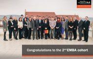 A nouă generație a absolvit cursurile EMBA University of Hull Cluj