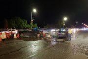 FOTO - Accident grav la Metro, 5 răniți. De vină, o șoferiță neatentă