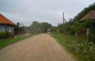 CJ Cluj a pietruit drumul județean 109S Borşa – Giula - Sânmărtin