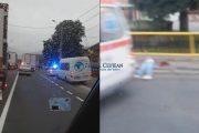 Femeie ucisă pe loc de un TIR. Accidentul mortal a avut loc în Negreni