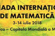 Începe Olimpiada Internaţională de Matematică la Cluj-Napoca, ediția 2018