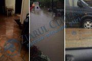 VIDEO - Ploaia a făcut ravagii în Huedin. Inundații în zeci de gospodării de pe mai multe străzi