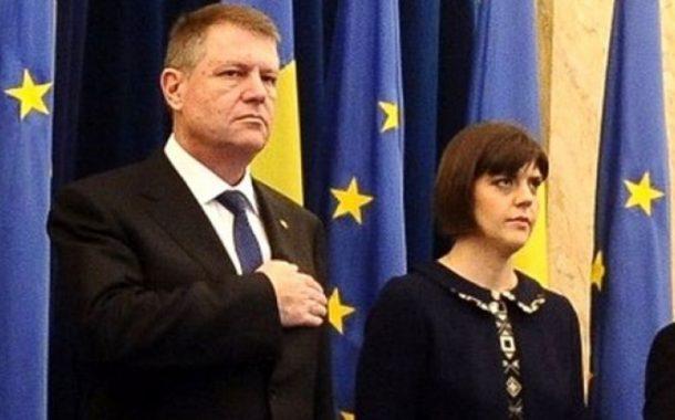 Klaus Iohannis a revocat-o pe Laura Codruţa Kovesi de la conducerea DNA