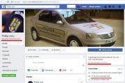 Poliția Națională Jucu, cu program între 8 și 16, pe Facebook. În rest, Dumnezeu cu mila