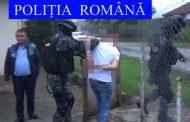 VIDEO – Tentativă de omor și evaziune fiscală. Trei clujeni, săltați de mascați