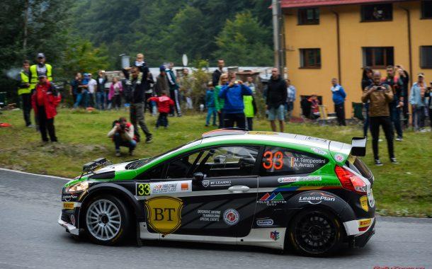 Napoca Rally Academi a confiscat podiumul în Raliul Harghitei