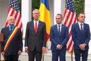 VIDEO - Ziua Americii și 100 de ani de relații de prietenie româno-americană, sărbătorite la Cluj-Napoca