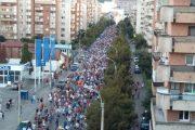 VIDEO - Protest la Cluj! Peste 10.000 de clujeni, alături de DIASPORA