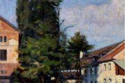 Omagiu adus pictorului Hollósy Simon și coloniei de artiști de la Baia Mare