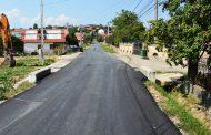 Drumul județean ce duce la pârtia Feleac, complet asfaltat