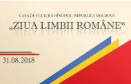 Ziua Limbii Române, celebrată peste Prut de CJ Cluj