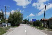 Lucrări de marcaje rutiere pe drumul judeţean DJ 103G