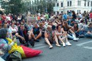 Se pun la adăpost? Interzis la proteste spontane, conform ICCJ