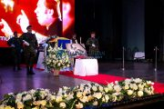 VIDEO - Clujenii își pot lua ADIO de la Dumitru Fărcaș până joi la ora 11, când va avea loc o ceremonie cum nu s-a mai văzut