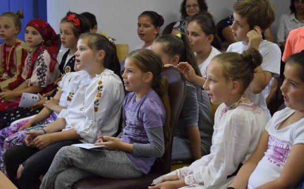 """Proiectul ,,Zestrea Tradițiilor Clujene"""" ajunge din nou în școlile din județul Cluj"""