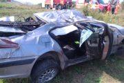 FOTO - Tânără rănită grav într-un accident rutier produs pe Varianta Ocolitoare Cluj-Napoca Nord – Est