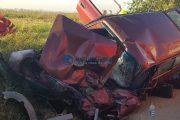 FOTO - Accident grav pe drumul care duce la Dângău, cinci răniți