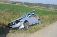 FOTO - Accident mortal la Suatu. Șoferul a abandonat cadavrul pasagerului și a plecat