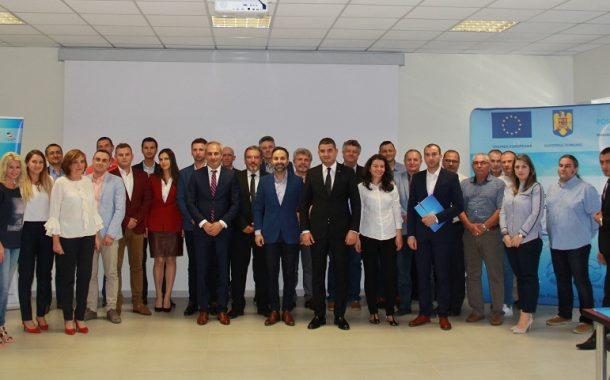 CAA - exemplu de bune practici pentru reușita de a se plasa printre primii cinci operatori din țară care au semnat contractele de finanțare europeană