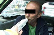 Polițiștii din Dej nu au reușit să-l testeze cu etilotestul pe un șofer, l-au dus la spital