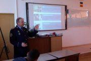 FOTO - Polițiștii de la Prevenirea Criminalităţii, în școlile clujene