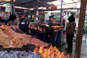 FOTO – Razii în două piețe clujene