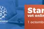 A început prima etapă de vot în cadrul procesului Bugetare participativă Cluj-Napoca 2018