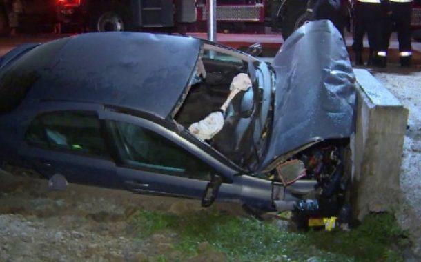 Femeie rănită grav într-un accident petrecut la Beliș