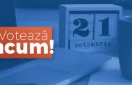 Ultimele zile de vot, din etapa Vot pe domenii, în cadrul procesului Bugetare participativă Cluj-Napoca 2018