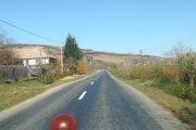 Lucrări de marcaje rutiere pe două drumuri județene importante