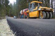 Lucrările de modernizare a drumului județean 107P (DN 1) Gilău – Someșu Rece – Mărișel – DN 1R au intrat în faza de asfaltare