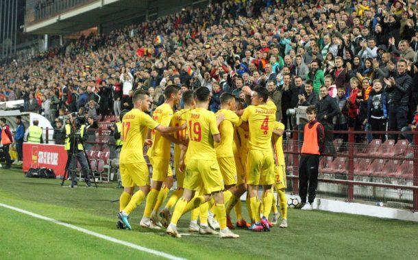 Amical de lux pentru România. Meciul se va disputa la Cluj