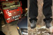 FOTO - Șoferul TIR-ului care a provocat accidentul de la Gherla s-a spânzurat
