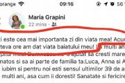 Europarlamentarul Maria Grapini a anunțat că a născut acum câteva ore. Desigur, era tot o gafă. Ce voia să spună