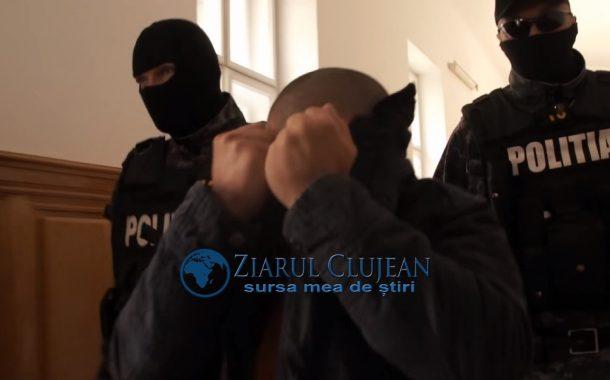 Tâlharul de la Dej a fost arestat preventiv