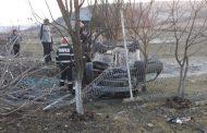 FOTO - Încă un accident mortal în județul Cluj