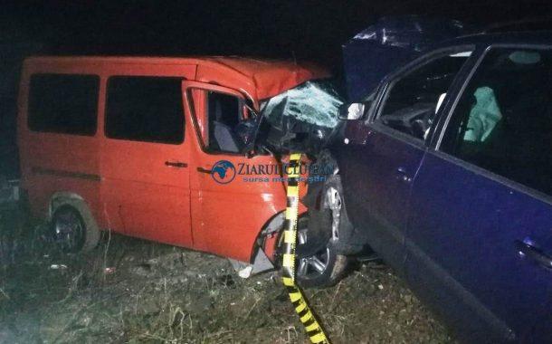 FOTO - Alcoolul și urmările lui. Șofer din Neamț, accident în Florești