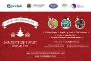 """Gala de caritate de Crăciun """"Dăruiește din Suflet"""", la Cluj-Napoca"""